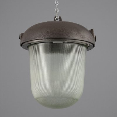 Eastern Bloc industrial lighting (Type 1), 1950s