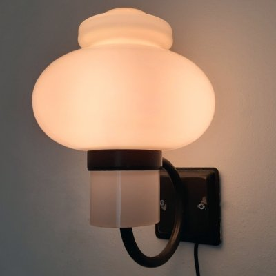 Out or indoor wall lamp, 1960s