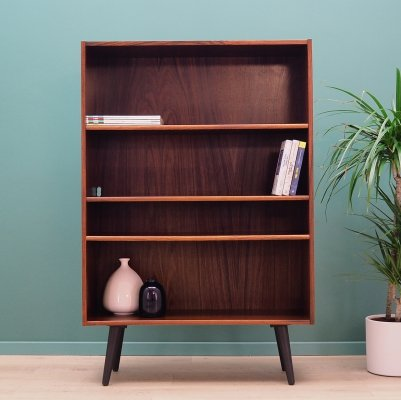 Mid century bookcase in rosewood, 1970s