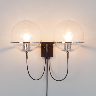 Wall Sphere Duo C-1726.00 wall light by Frank Ligtelijn for Raak