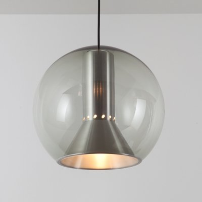 Transparent Globe B-1042.00 pendant lamp by Frank Ligtelijn for Raak