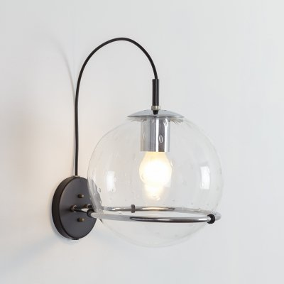 Globe Wall lamp C-1725 by Frank Ligtelijn for Raak