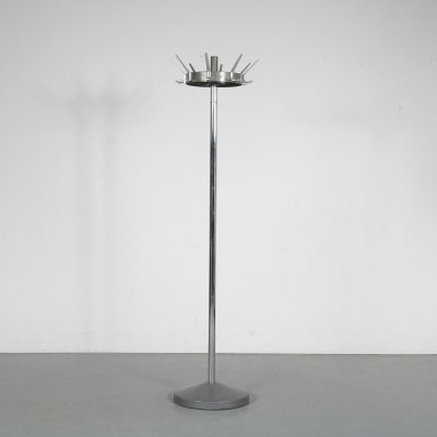 Free standing coat rack by Oostwoud, the Netherlands 1960s