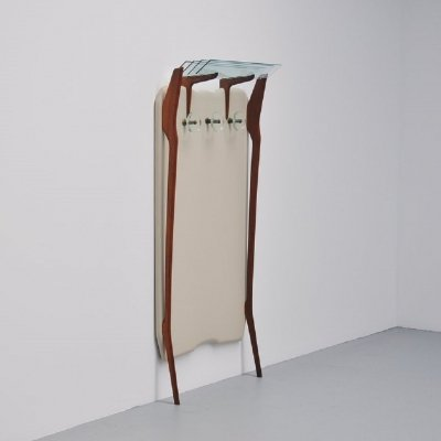 Vintage coat stand, Italy 1950