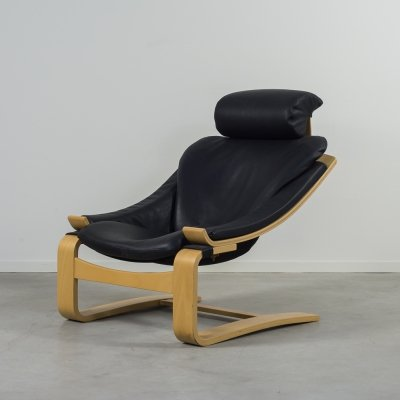 Ake Fribyter for Nelo lounge armchair 'Kroken'
