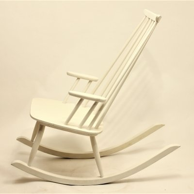 Finnish rocking chair, 1970s