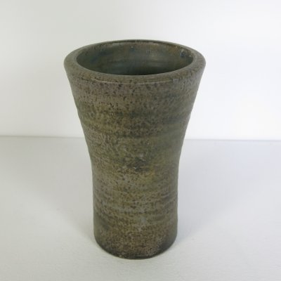 Pottery vase by Mobach, 1960s