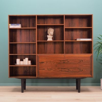 Mid century bookcase in rosewood by Kai Winding, 1960s