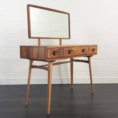 Ercol Dressing Table, 1960s
