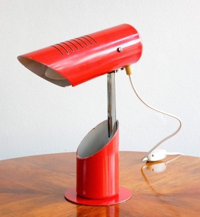 Szarvasi desk lamp, 1960s
