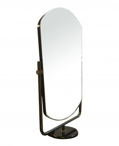 1980's Large Dressing Table Mirror