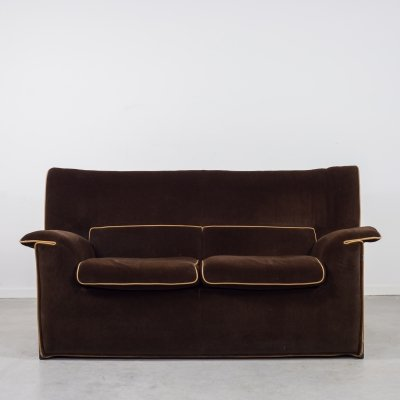 Italian design sofa by Afra Scarpa & Tobia Scarpa for B&B Italia