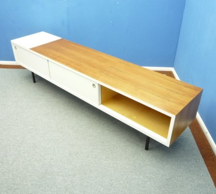 Walnut & Formica Architects Sideboard, 1962