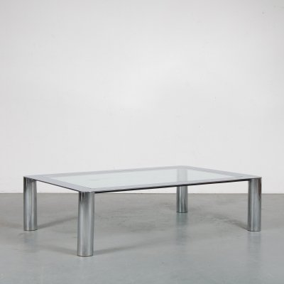 Coffee table by Sergio Mazza & Giuliana Gramigna for Cinova, Italy 1970s
