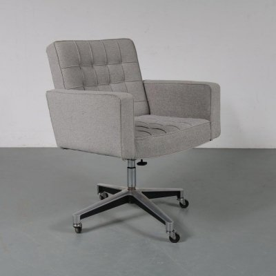 Desk Chair by Vincent Cafiero for Knoll International, USA 1960s