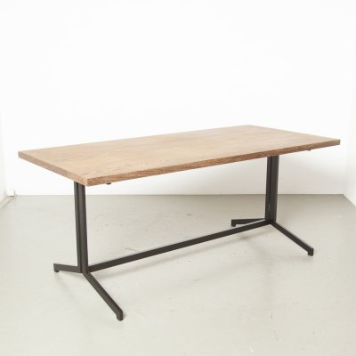 Wenge wood Table from Spectrum, 1960s