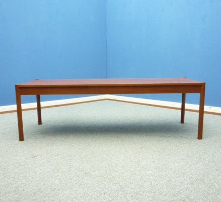 Danish Teak Coffee Table by Magnus Olesen for Durup, 1960s