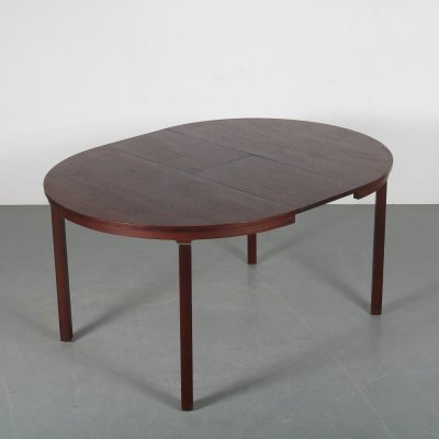 1960s Extendable dining table by Fristho, Netherlands