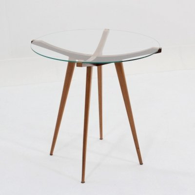Coffee table by Augusto Romano, 1950s