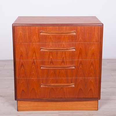 Mid Century Dresser by Victor Wilkins for G-Plan, 1970s