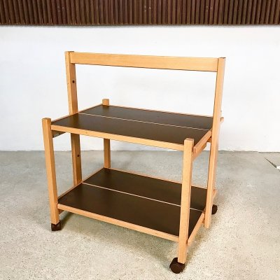 German Folding Tea / Serving Trolley by Flötotto, 1970s