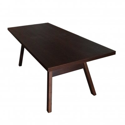Italian Modern Dining Table by G. Michelucci for Poltronova, 1960's
