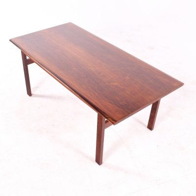 Rosewood 'Capella' Coffee Table by Illum Wikkelso