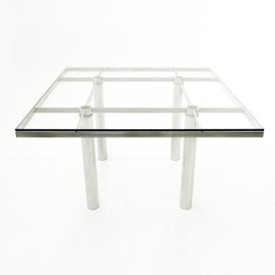 Andrè dining table by Tobia Scarpa for Gavina, 1960s
