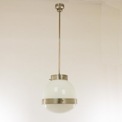 Delta pendant by Sergio Mazza for Artemide