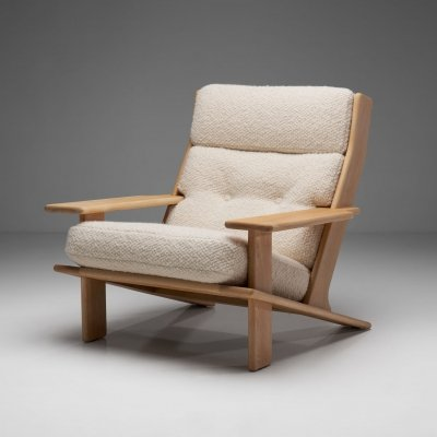 'Pele' Lounge Chair by Esko Pajamies for Lepokalusto, Finland 1970s