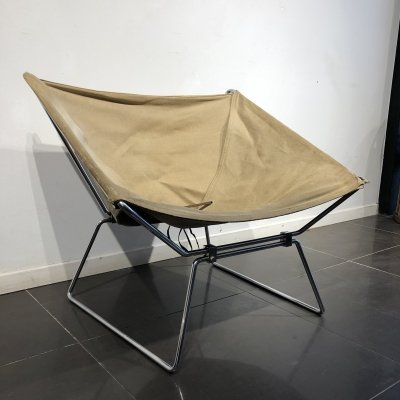 Rare 'AP-14' Lounge Chair by Pierre Paulin for AP Originals, 1955