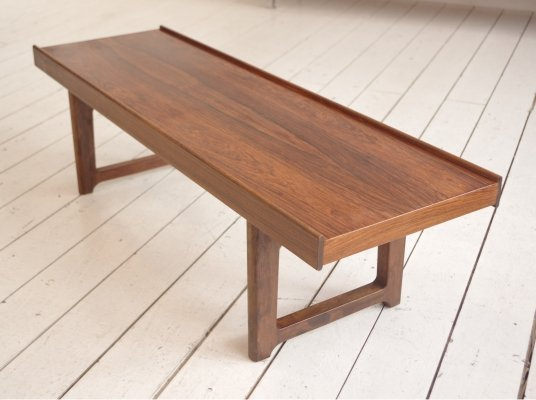 Krobo bench by Torbjørn Afdal for Bruksbo Norway, 1960s