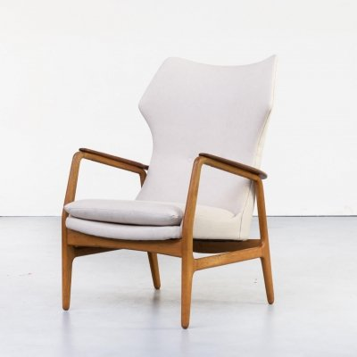 60s Aksel Bender Madsen fauteuil for Bovenkamp