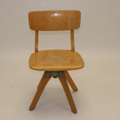 Casala high chair with revolving foot, 1970s