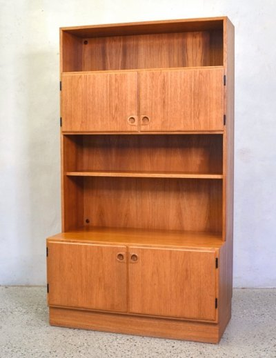 Teak Wall Unit by Svend Langkilde