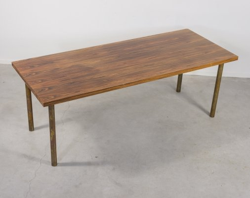 Mid-Century Dyrlund rosewood table, 1960's