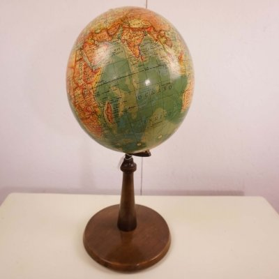 Globe on Stand, 1950s