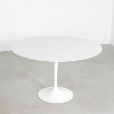 Original Knoll International Tulip Table by Eero Saarinen, 1970s