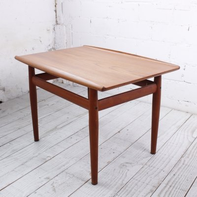 Side table by Grete Jalk for France & Son, 1960s