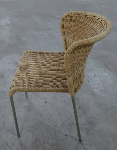 Chair model Santa Lucia by Herbert Hirche for Richard Lampert