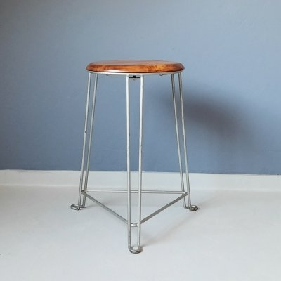 Industrial stool by Jan van der Togt for Tomado, 1950s