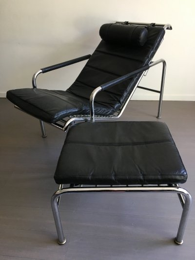Lounge chair by Gabriele Mucchi for Zanotta, 1980s