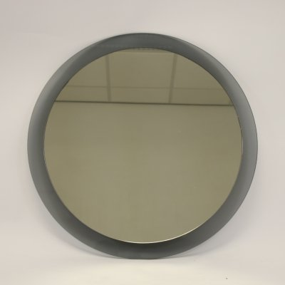 Large Wall Mirror by Fontana Arte, 1970s