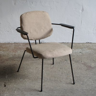 1950's Armchair by Rudolf Wolf for Elsrijk