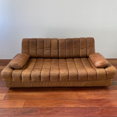 Vintage DS85 De Sede daybed sofa, Switzerland 1960s