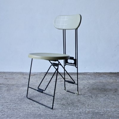 Cricket Chairs For Magis by Andries van Onck, 1983