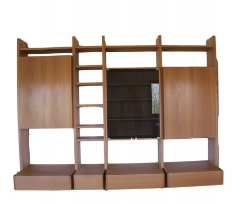 Arimeda 75 wall unit by Esko Pajamies for Asko, 1970s