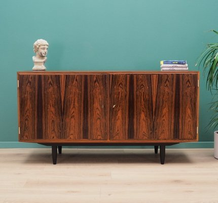 Sideboard by Carlo Jensen for Hundevad & Co, 1970s