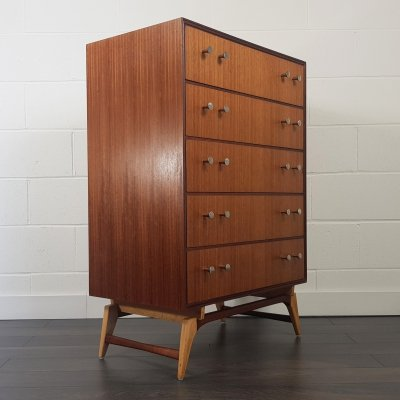 Meredew Chest of Drawers, 1960s
