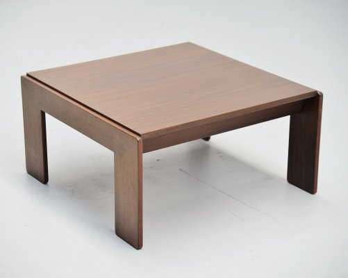 Afra & Tobia Scarpa Bastiano coffee table by Gavina, Italy 1968